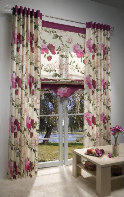gardinen deko heco gardinen normandie gardinen. Black Bedroom Furniture Sets. Home Design Ideas